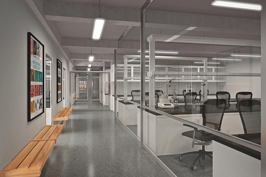 办公室装修 ,需要知道的声学天花板!
